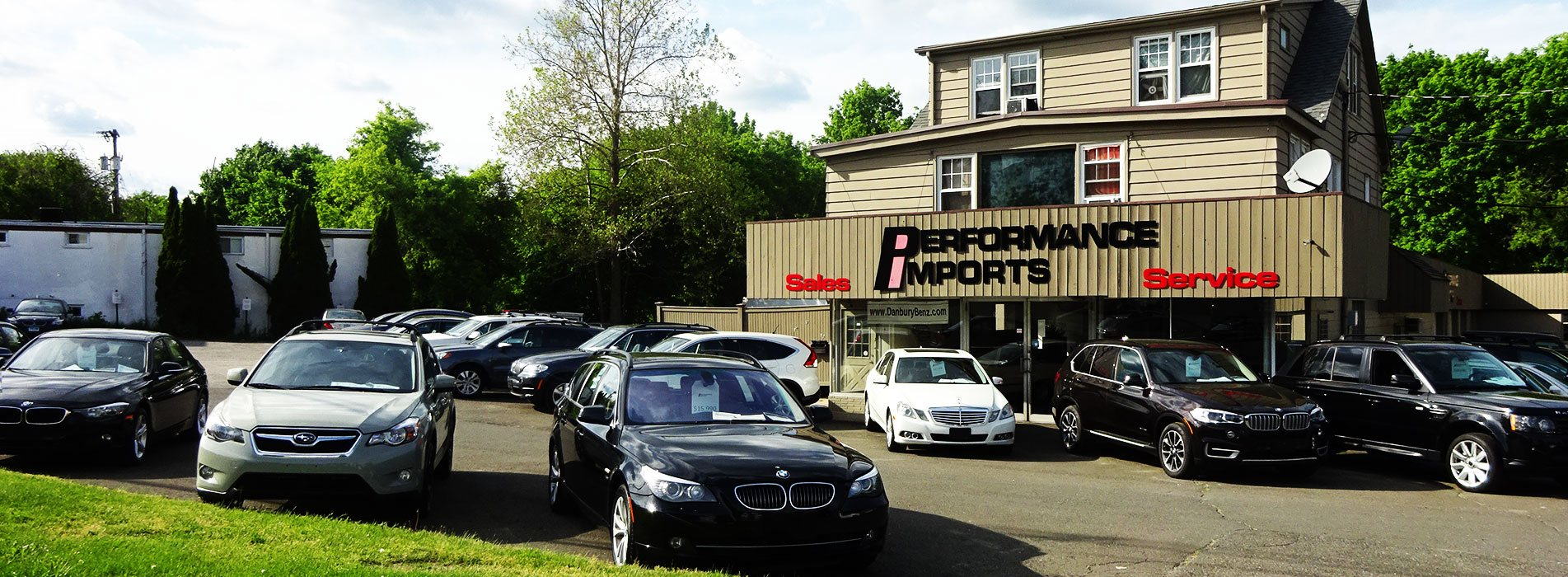 Auto Repair & Restoration, Auto Body Repair, Used Car Sales: Danbury, CT